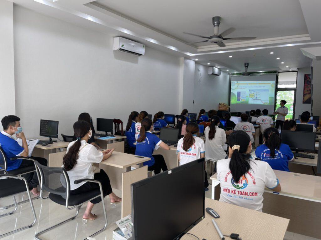 Đào tạo tin học văn phòng Thanh Hoá